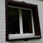 Detailansicht Fensterfasche