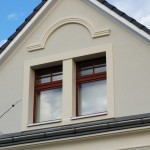 Fensterumrahmung  LPS-Platten Stuckelement