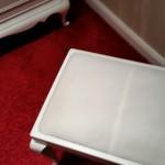 hochwertiger Teppichboden Berliner Sockelleiste